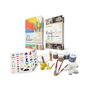 KreativPaket zum Malen und Basteln
