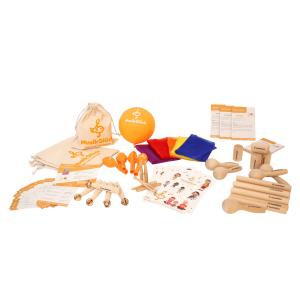 Musikinstrumente Set für kleine Kindergruppen