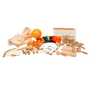 Musikinstrumente Set für Kindergruppen