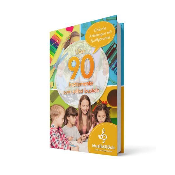 90-Anleitungen-Instrumente-basteln